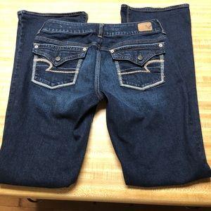 AEO artist jeans size 6